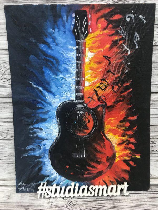 Гитара , 2019г