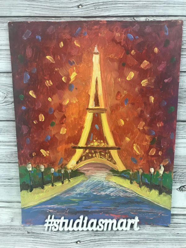 Париж, 2019г