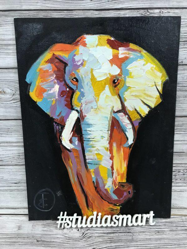 Слон, 2019г