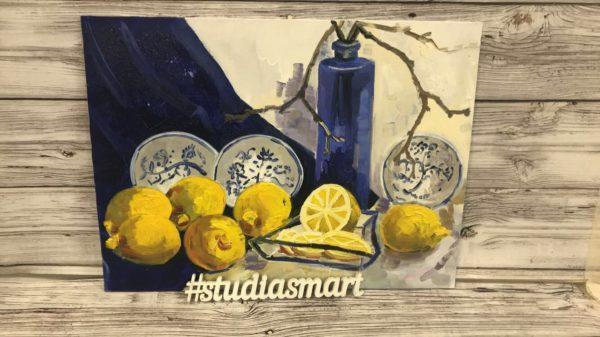 Лимоны, 2019г