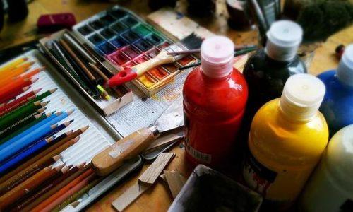 Виды живописи