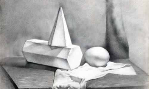 Курс «Академический рисунок для взрослых и абитуриентов»