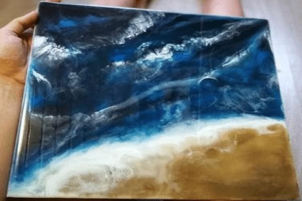 Эпоксидная смола или резин арт (resin art)