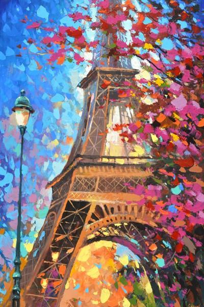"""Арт-вечеринка """"Париж"""" (18+)"""
