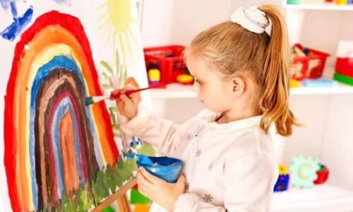 Курс «Детское рисование» или Основы рисунка 1 ступень для 4-7 лет