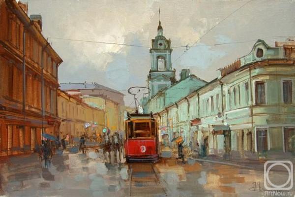 """Арт-вечеринка """"Красный трамвайчик мечты"""" (18+)"""