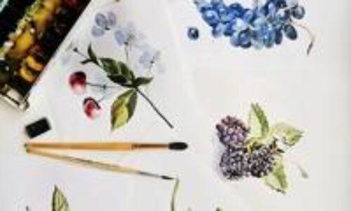 Курс «Основы рисунка» 3 ступень для 11-18 лет