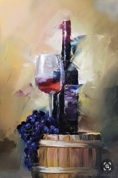 """Арт-вечеринка """"In vino veritas"""" (18+) на Мичуринском проспекте"""